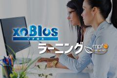 Excel業務改善ソリューション「xoBlos」を教材とする「xoBlosラーニング」を提供開始