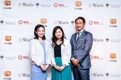 RPA女子プロジェクト 『共同記者会見』