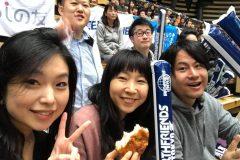 【試合観戦】Bリーグ アースフレンズ東京Z 『ともに世界へ』