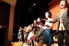 RPA女子出演ミュージカル「Cheers!!私たちのコーラスライン」本番