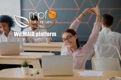 ~働き方を知る・スキルを学ぶ・働く場をつなぐ~ We.MAIA platform OPEN