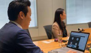 日本Microsoftさん、日本HPさんとWebinarを開催